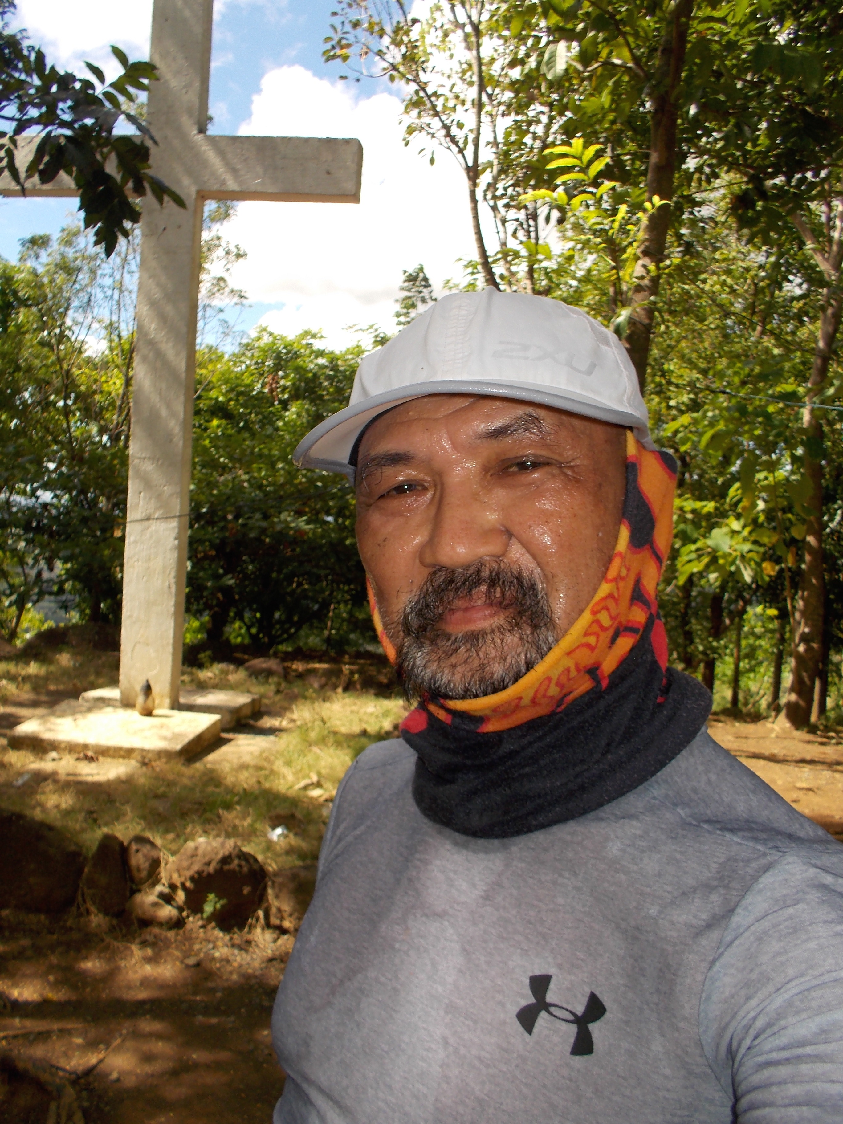 record fkt at taklang damulag bald runner