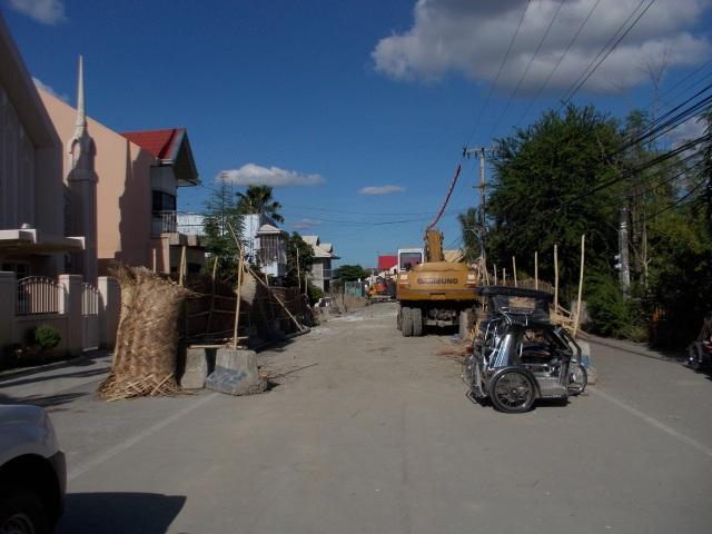Bridge Repair/Construction After BDM Km Post #86