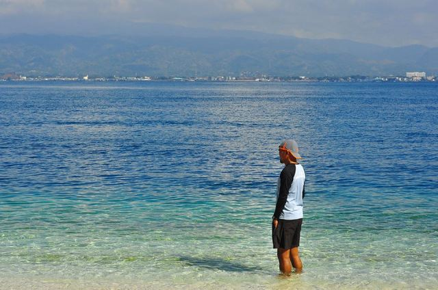 @ Santa Cruz Island (Big), Zamboanga City