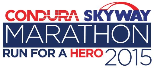 Official Logo Of The Marathon Race