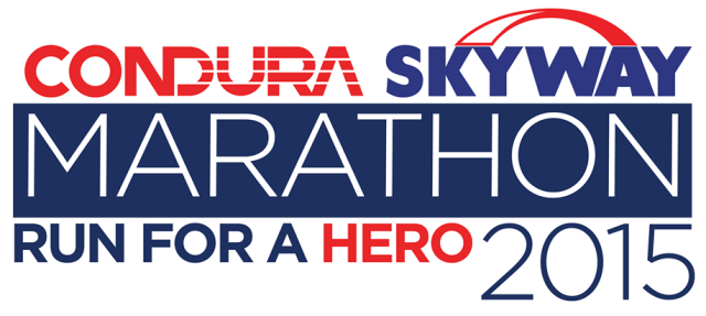 Official Logo Of The Marathon Race