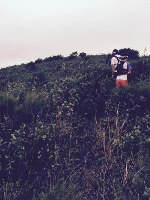 Bushwacking Time After The Village Of Tai O
