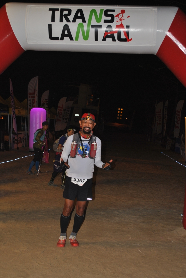 Crossing The Finish Line With A Smile