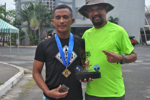 Champion Lao Ogerio