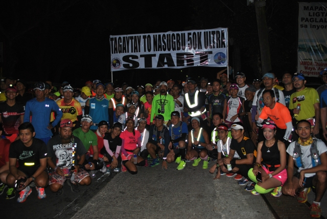 Group Picture @ Starting Area