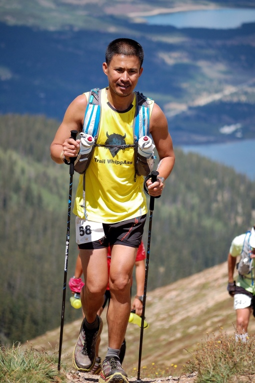 Jun Bermudez @ Leadville 100-Mile Race