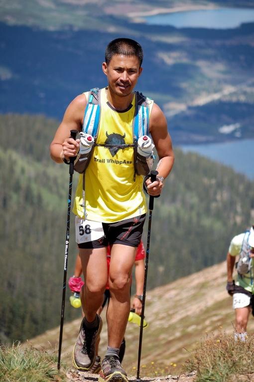 Jun Bermudez @ Leadville 100-Mile Race