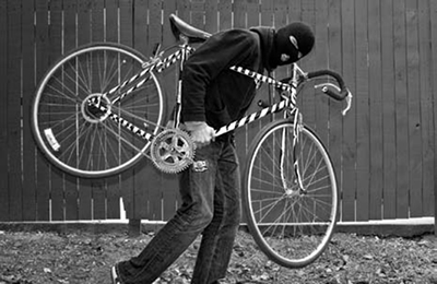 Not The Best Way To Steal A Bike (Picture From Google)