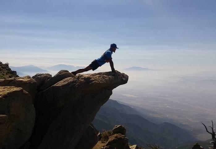 Cucamonga Wilderness Peak