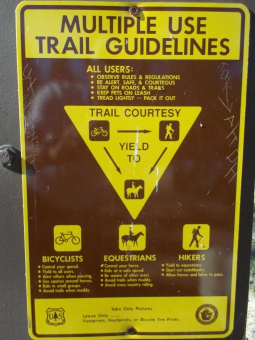 Trail Markings (USA)