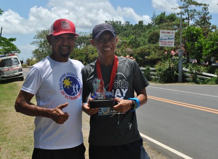 Overall Champion Armando Olan