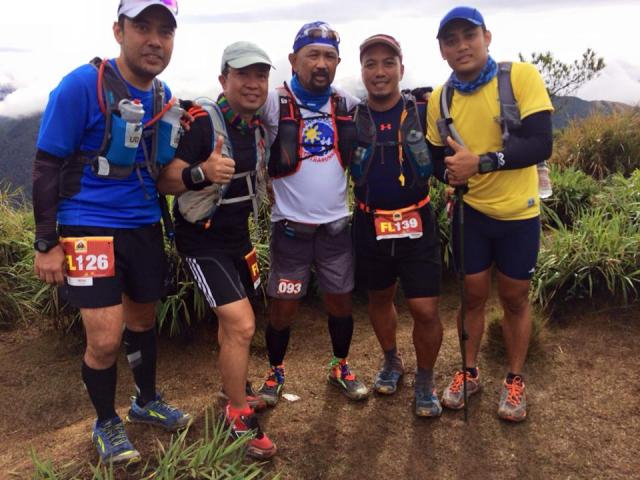 @ Mt Ugo Peak With Team Tarayem