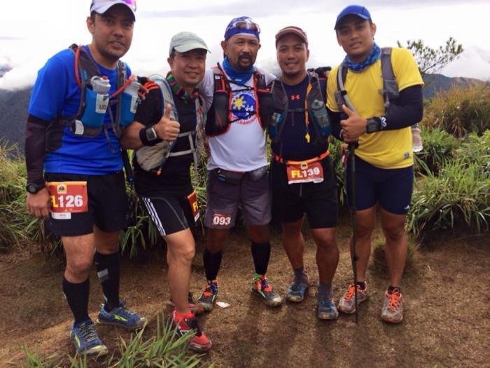 @ Mt Ugo Peak With Team Tarayem