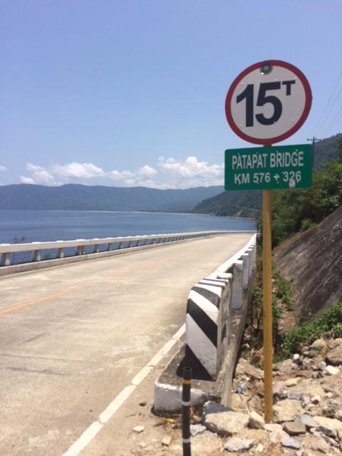 Patapat Bridge (Kilometer #90)