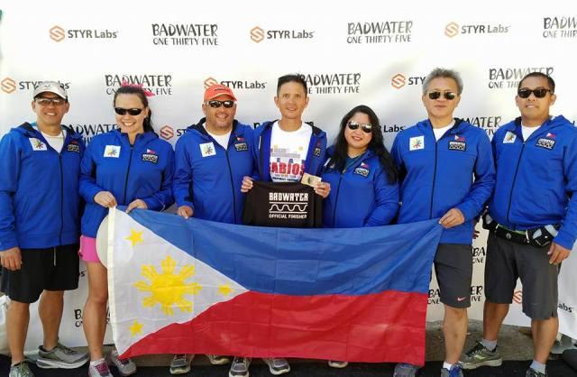 Team Gerald Tabios (Photo Courtesy Of Donna Tabios)