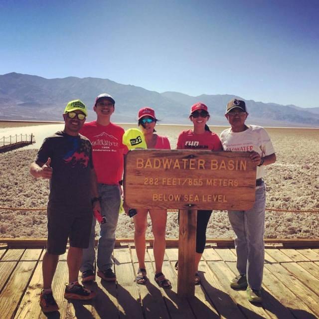 Team Leono (From Left, Rowell Ramos, Franco Soriano, Tess Leono, Peach Poso, & Ben Gaetos) Photo By Rowell Ramos