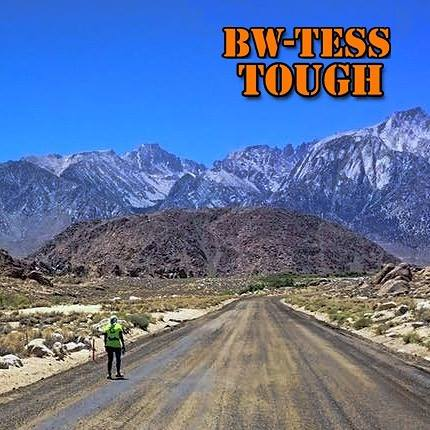 The Filipino Pride: Badwater Tough Tess (Photo Courtesy of Ulysses Chan of Paksit Photos)