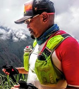 Trail Running In Kayapa, Benguet, Philippines