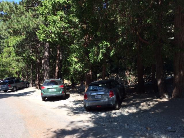 Parking Trailhead