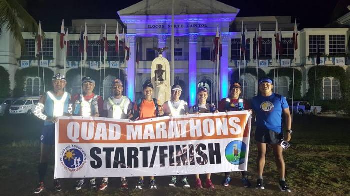 1st Day Quad Marathons