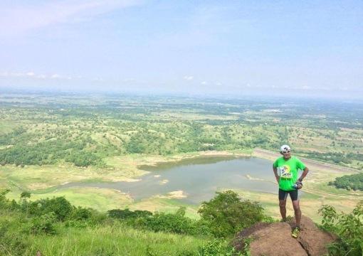 Aulo Dam Mt Mapait