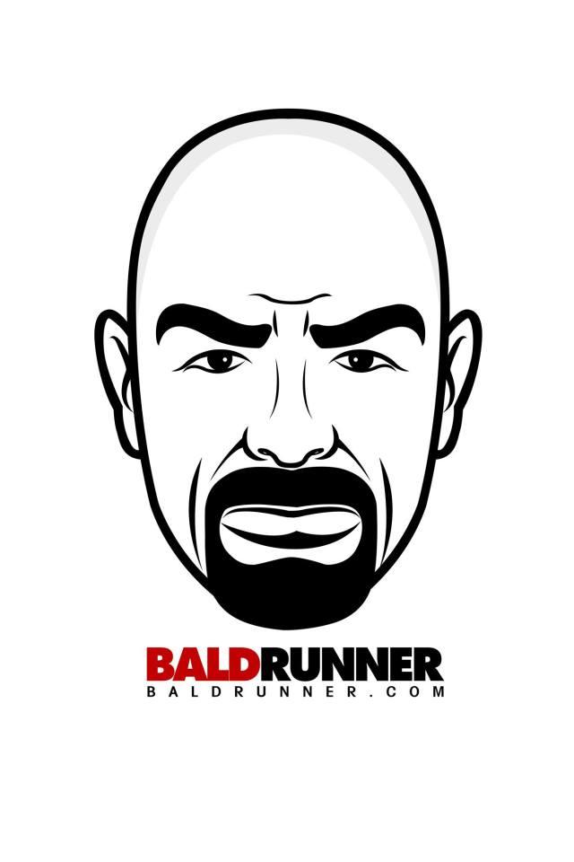 BaldRunner Face