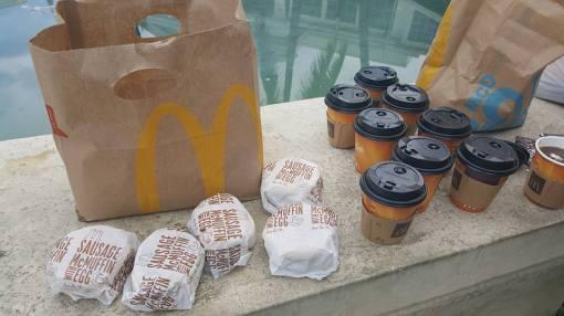 Day 2 McDonalds