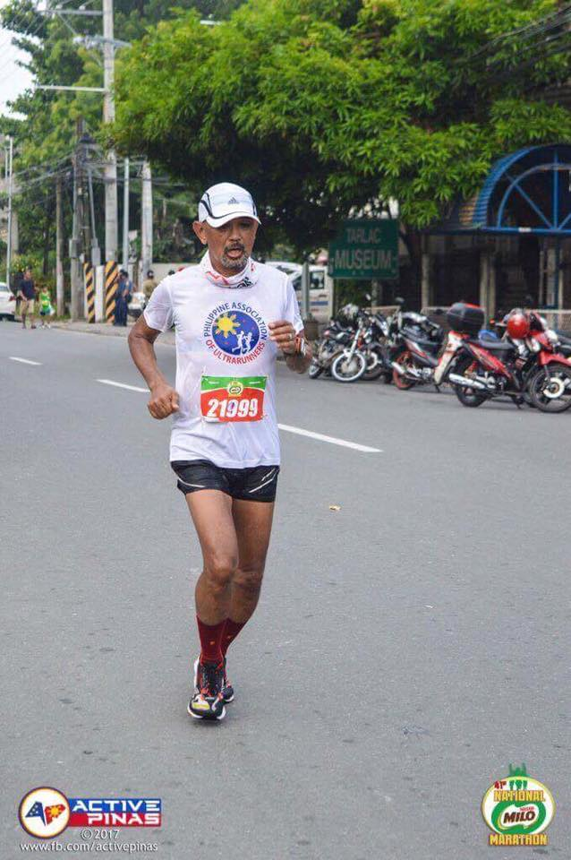 2017 MILO Half Marathon Tarlac