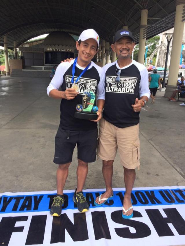 Tagaytay To Naic Champion