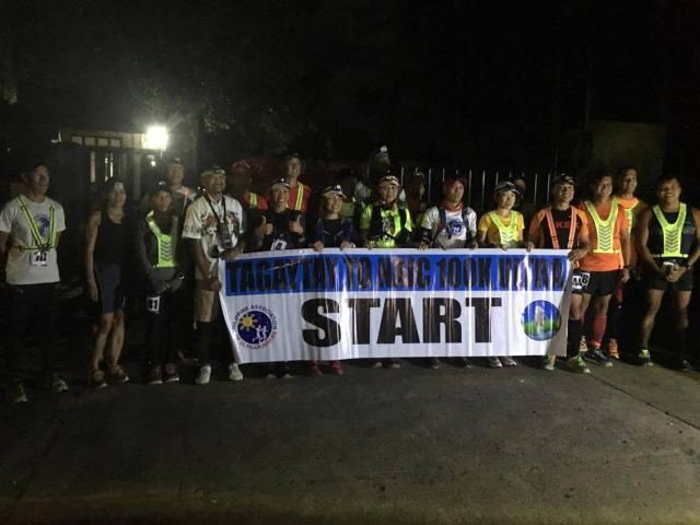 Tagaytay To Naic Start