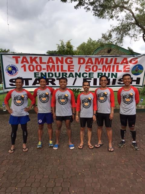 2017 Takla Finishers